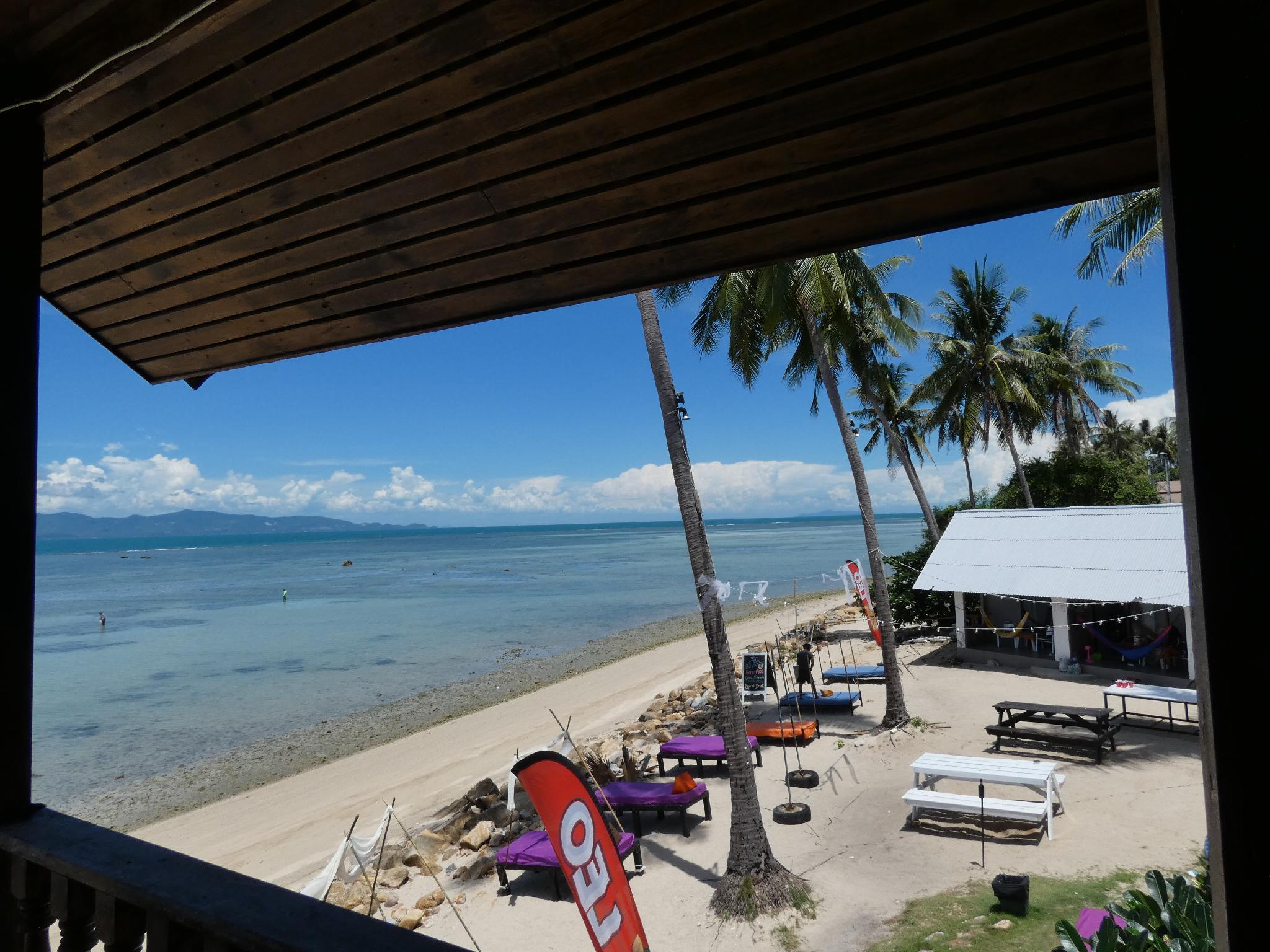 Asia Blue Beach Hostel Hacienda, Ko Phangan