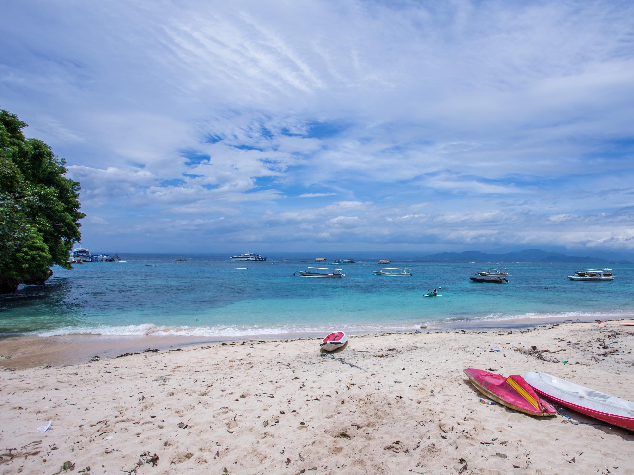 Songlambung Beach Huts, Klungkung