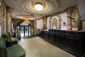 Hanoi Media Hotel og Spa
