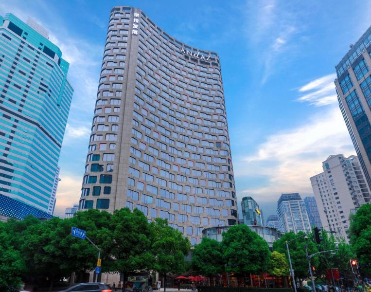 Andaz Xintiandi Shanghai-a concept by Hyatt ⭐⭐⭐⭐⭐