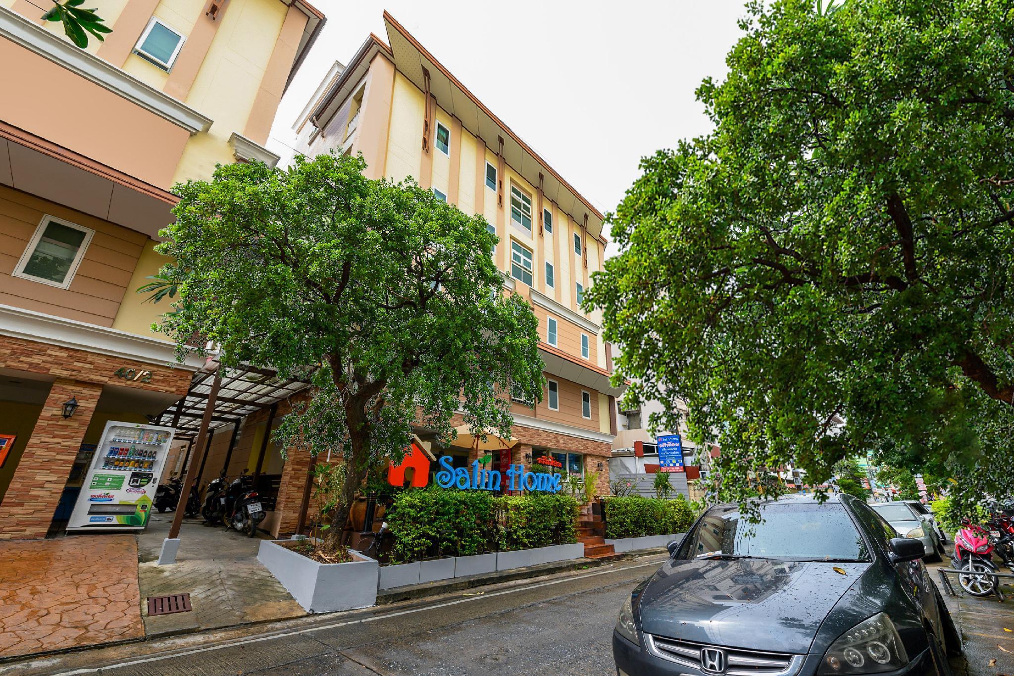 OYO 270 Salin Home, Bang Kapi