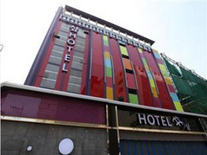 Hotel Cello Sharp, Bucheon