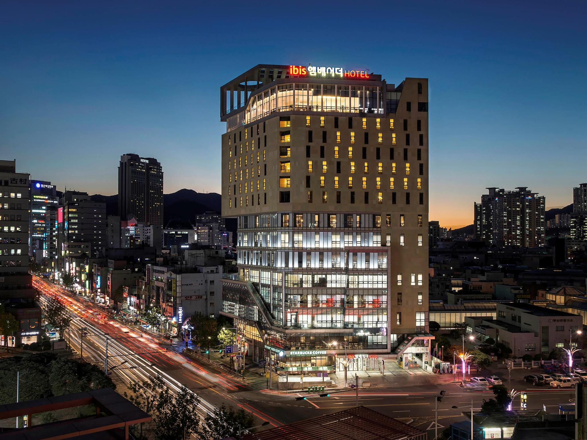 Ibis Ambassador Busan Hotel, Busanjin