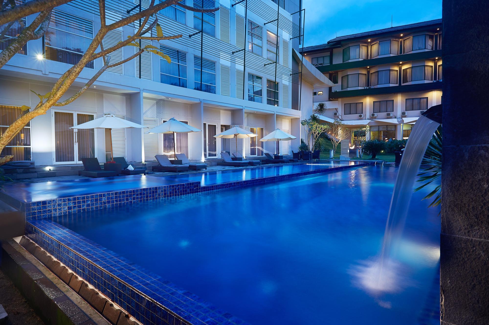 Grand Kecubung Hotel,Pangkalan Bun Park