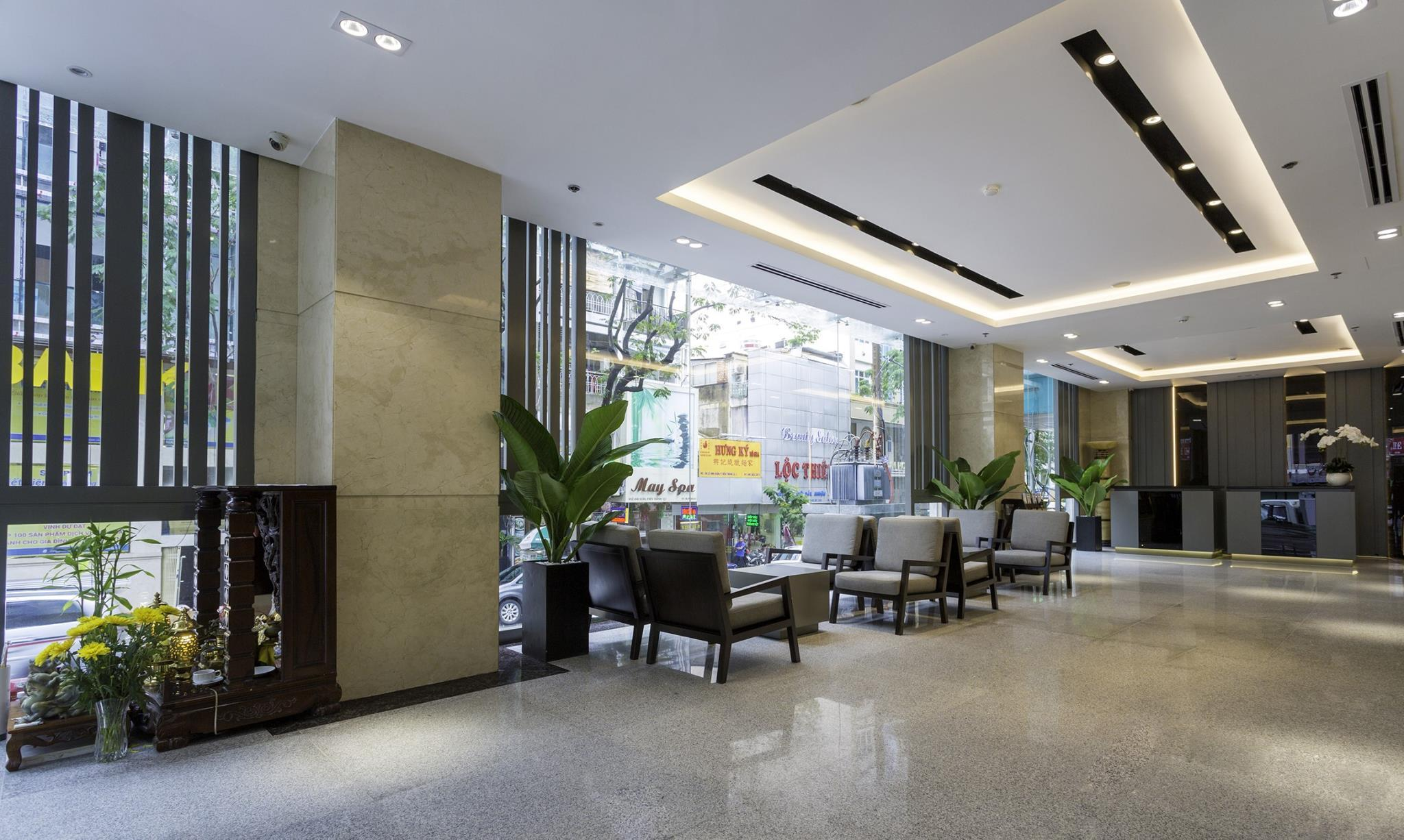 Khách Sạn T.Espoir Sài Gòn