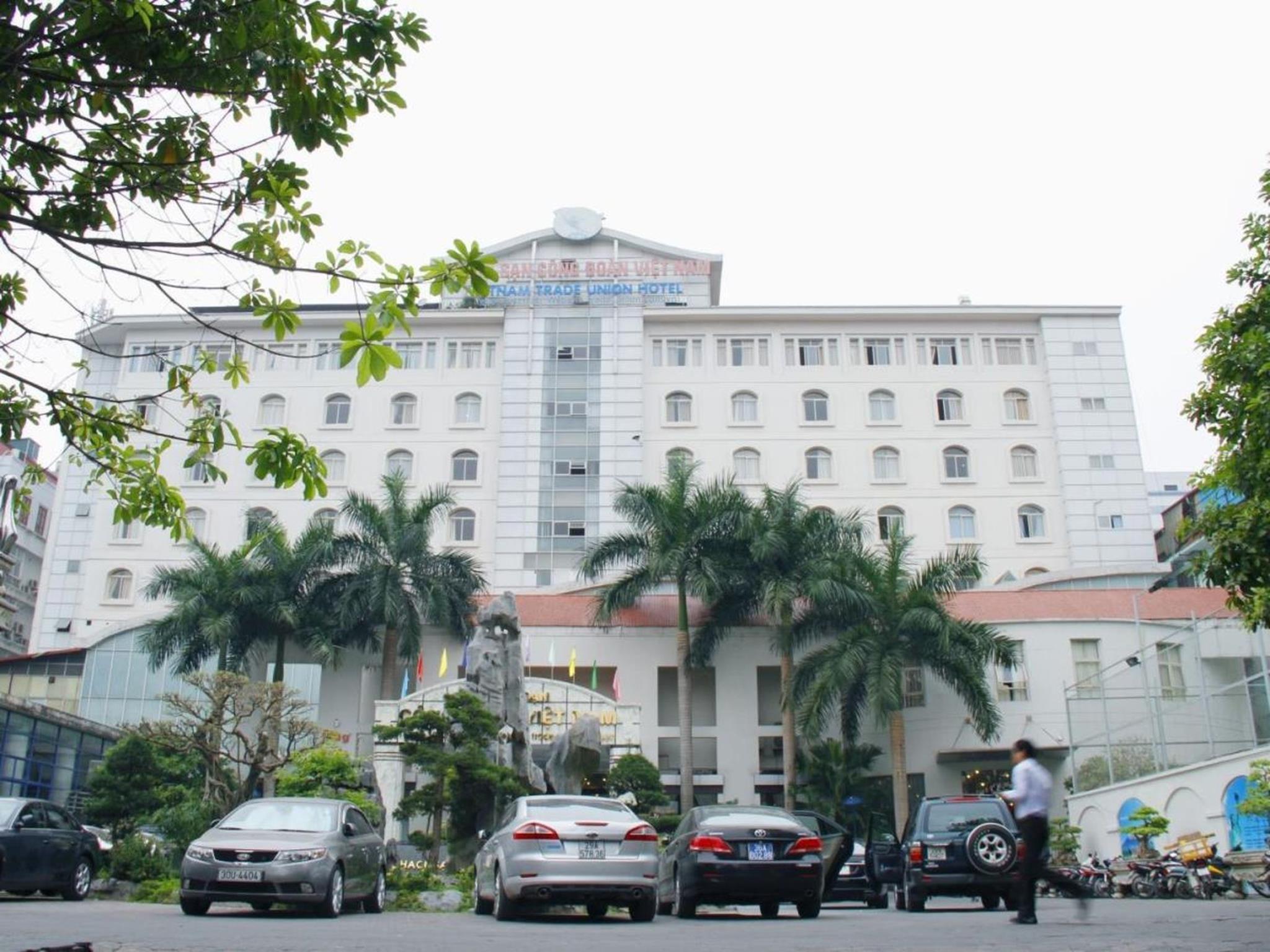 Khách Sạn Công Đoàn Hà Nội – Vietnam Trade Union Hotel