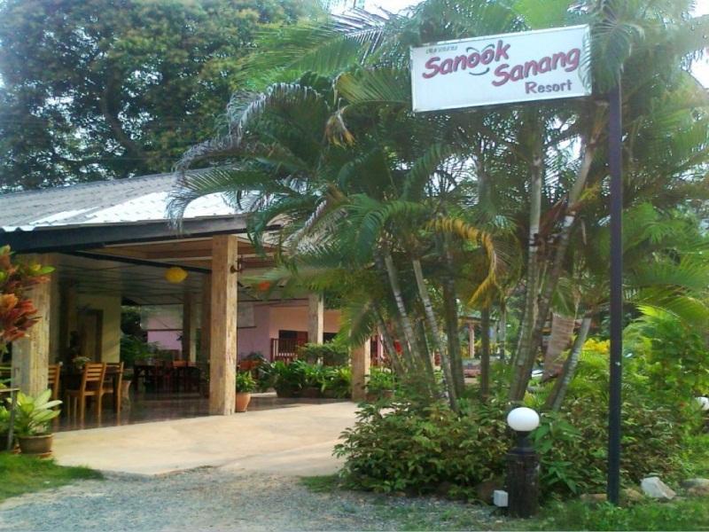 Sanook Sanang Resort