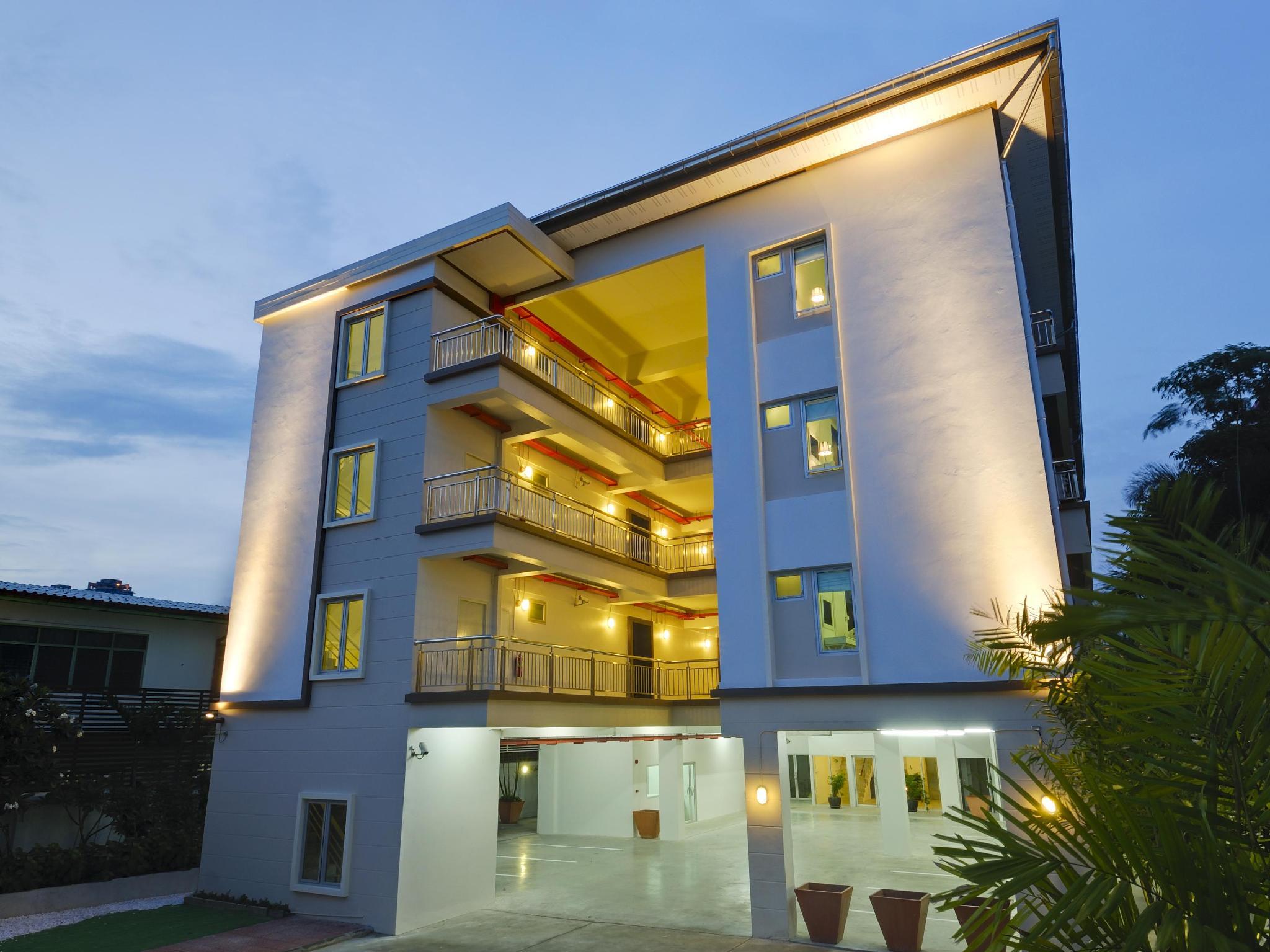 T Series Place Serviced Apartment, Bang Kho Laem