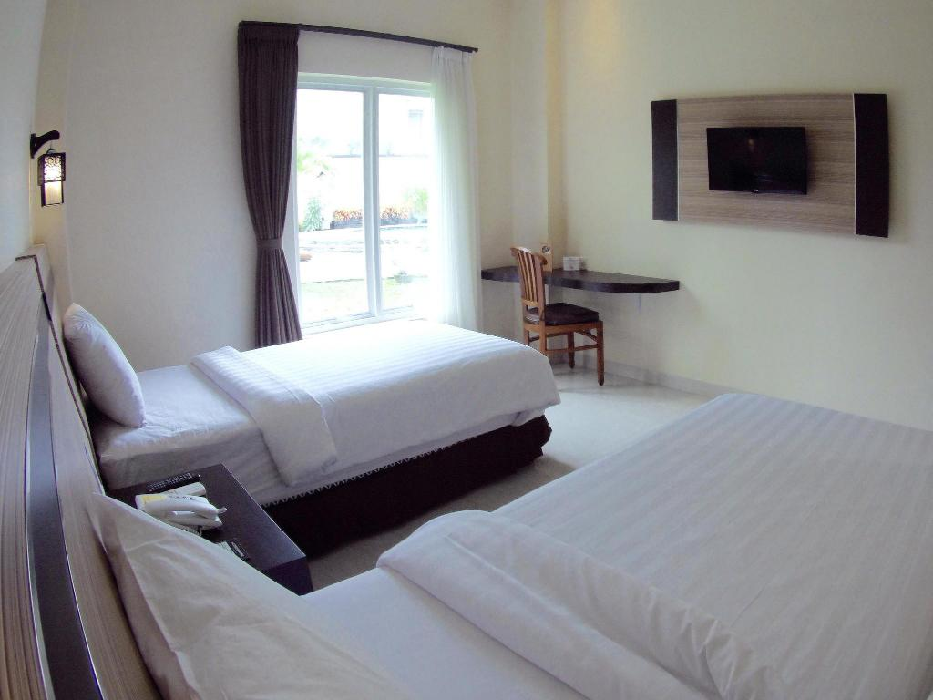 Best price on puri indah hotel in lombok   reviews!