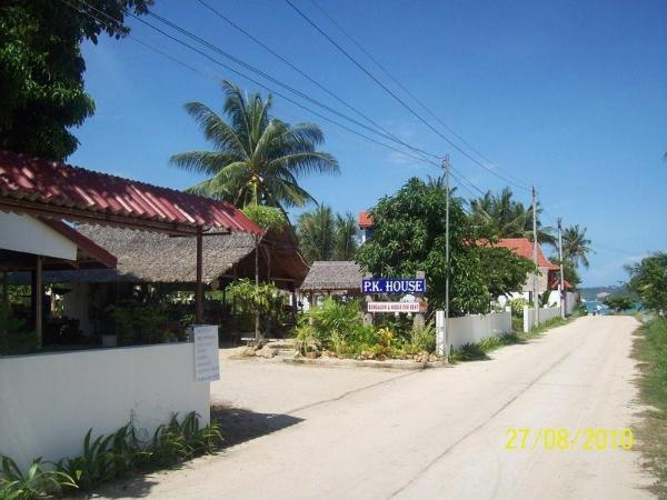 P.K House Bungalow Koh Samui