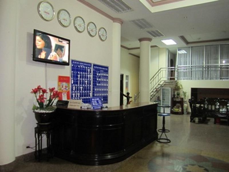 Khách Sạn Number One Vũng Tàu