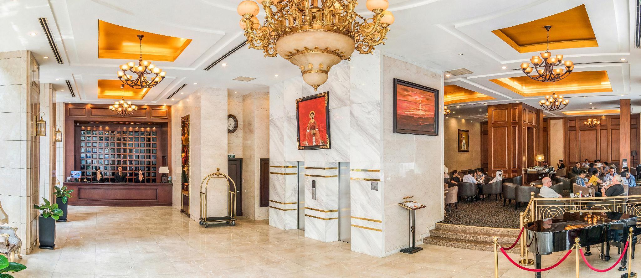 Khách Sạn Nhật Hạ 3 Hồ Chí Minh