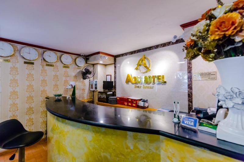 Khách sạn A25 - Hoàng Quốc Việt