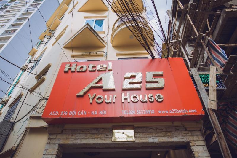 A25 Hotel - Đội Cấn
