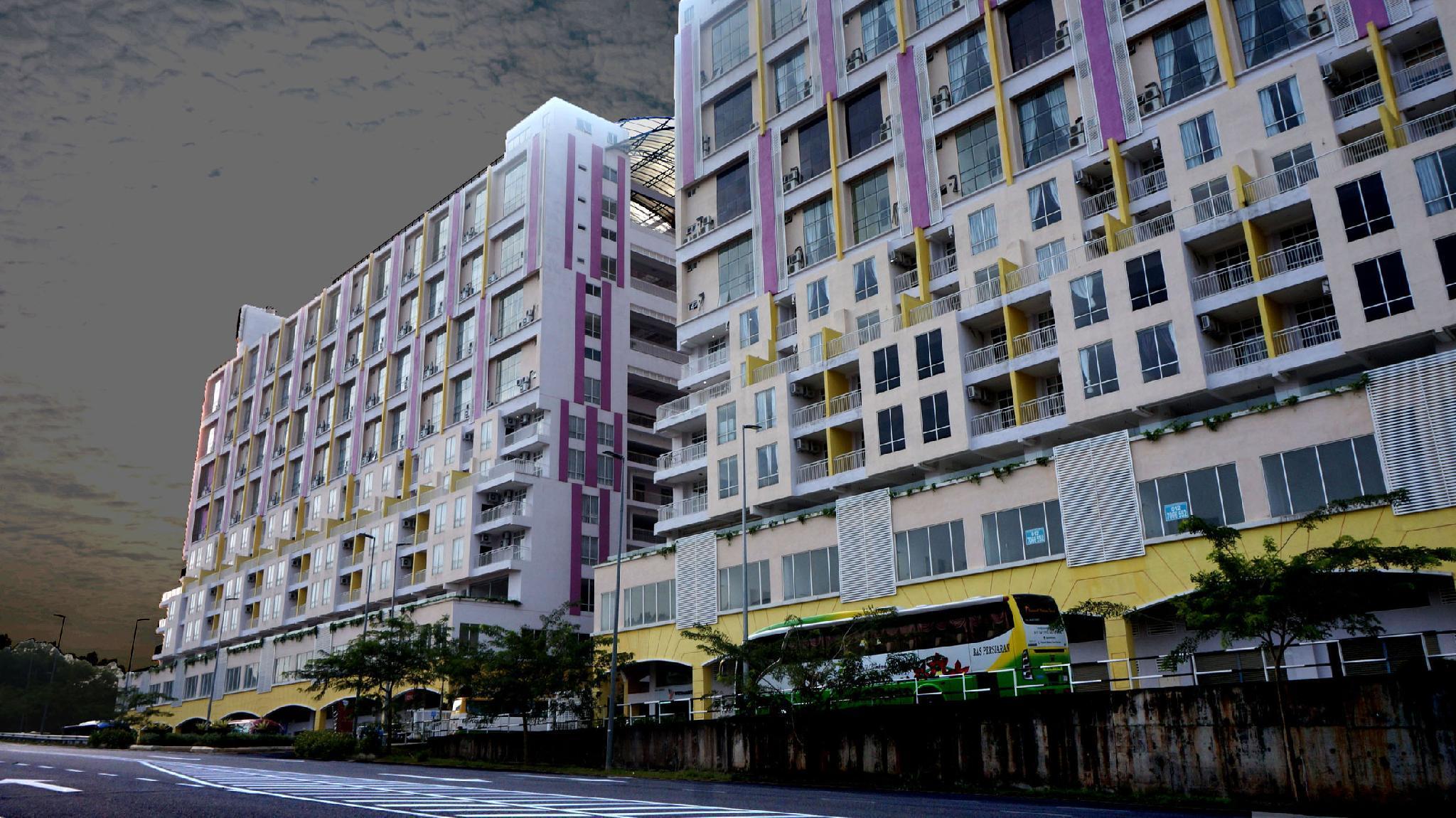 Gloria Swiss Apartment, Kota Melaka