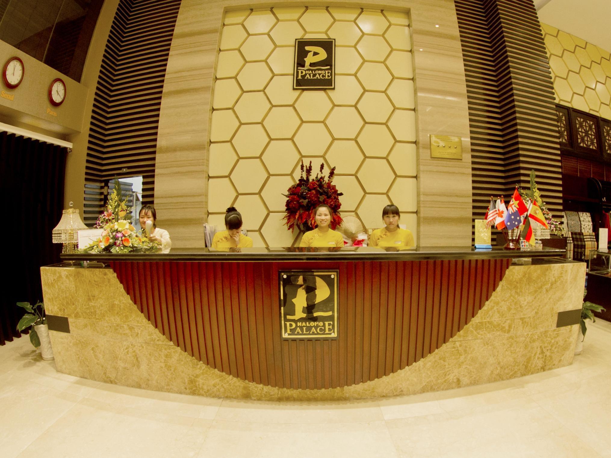 Khách Sạn Palace Hạ Long