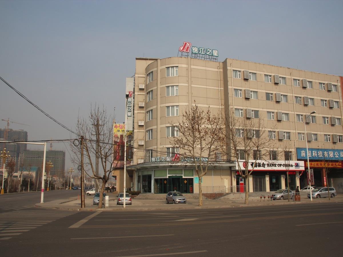 Jinjiang Inn Laiwu East Wenyuan Street, Laiwu