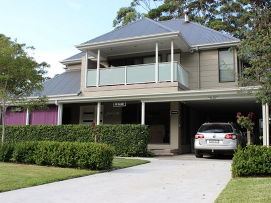 Breeze Bed and Breakfast, Wyong - South and West