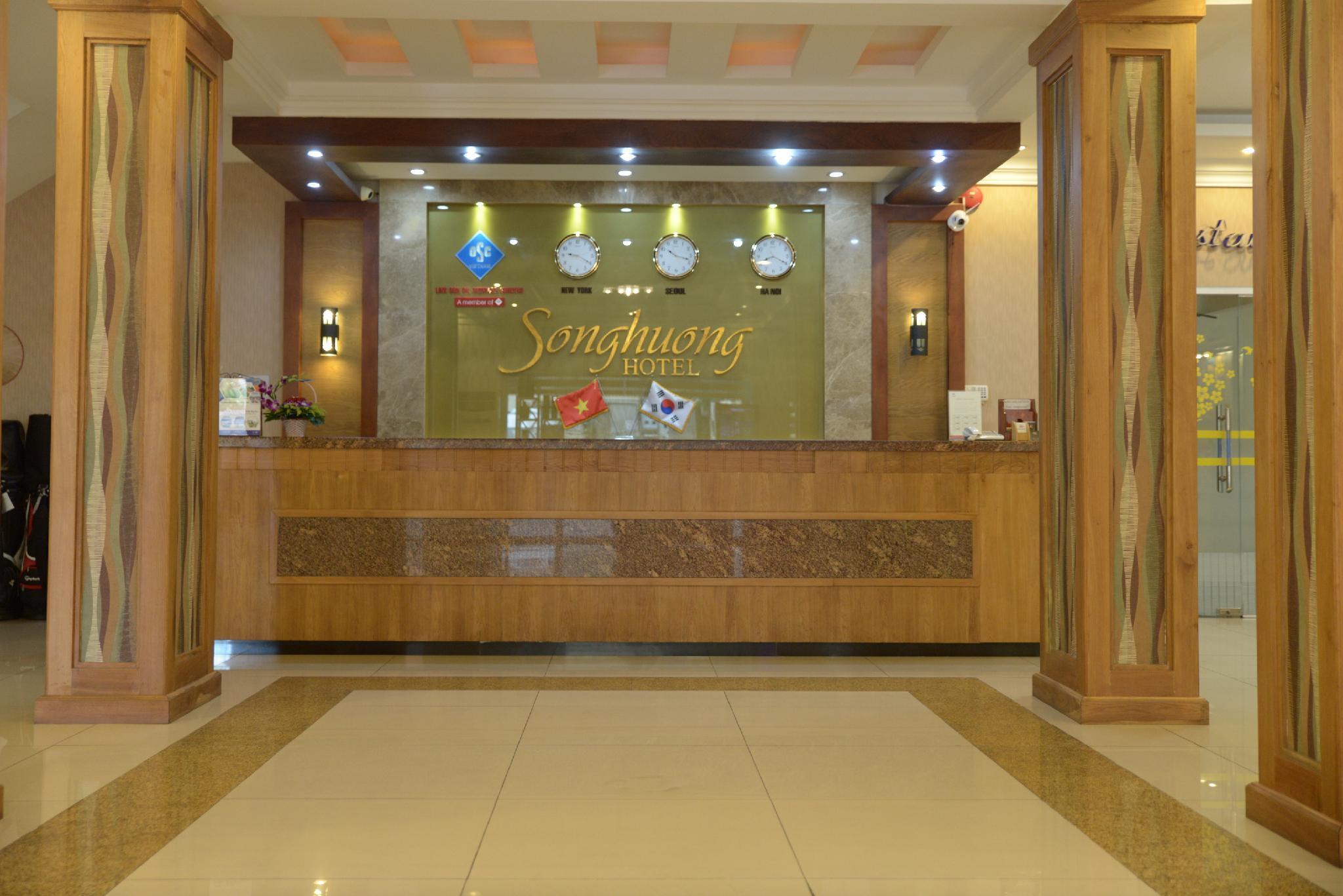 Khách Sạn Sông Hương Vũng Tàu