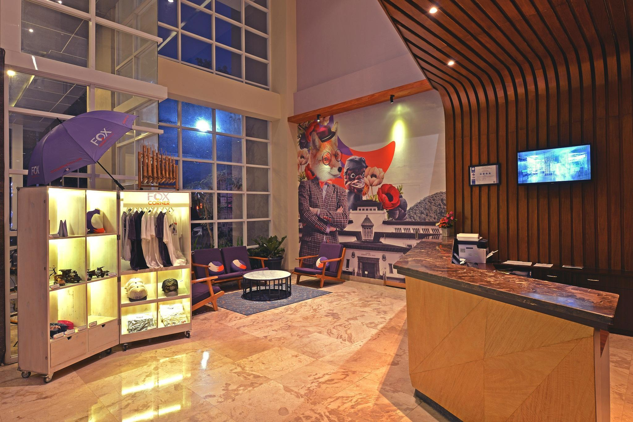 Fox Harris City Center Bandung (Formerly Oak Tree Premier Hotel Bandung)