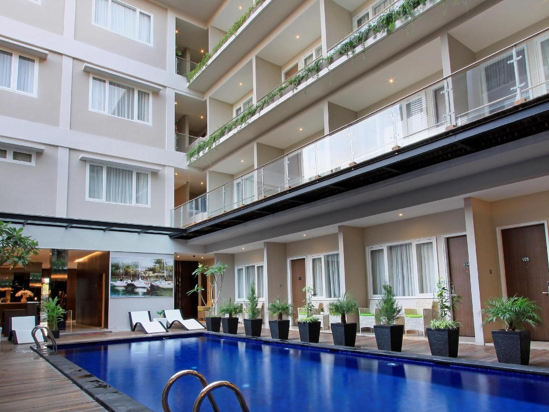 Book ohana hotel kuta bali indonesia for Bali indonesia hotel booking