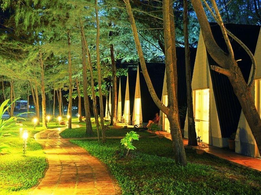 Con Dao Camping Hotel, Côn Đảo