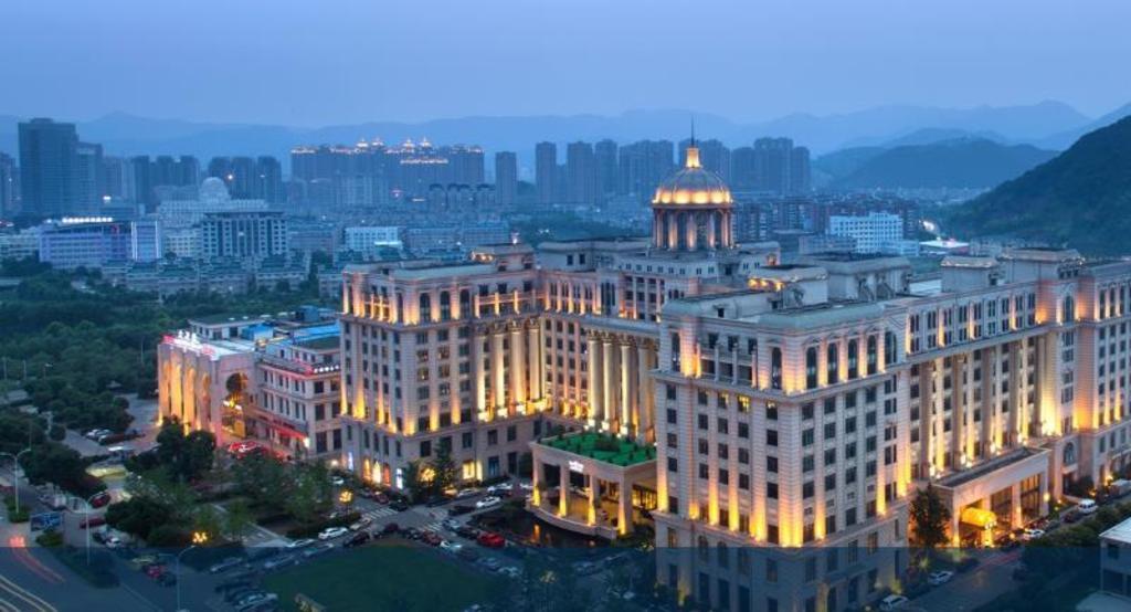 Best Price On Wenling The Koro Hotel In Taizhou Zhejiang