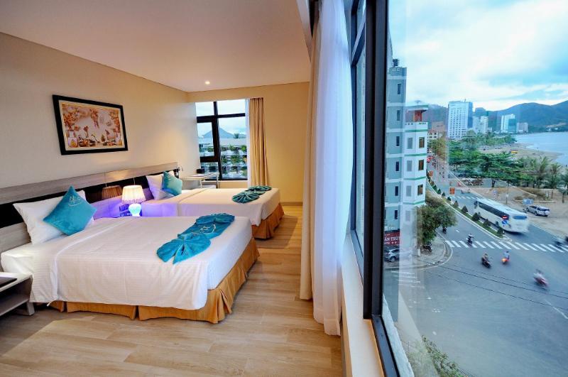 Khách sạn MCR Luxury Nha Trang