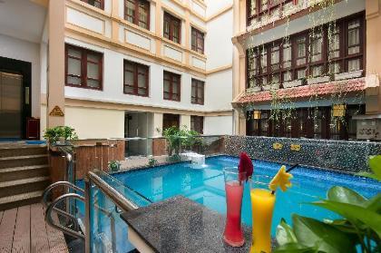 Khách sạn & Spa Hanoi Nostalgia