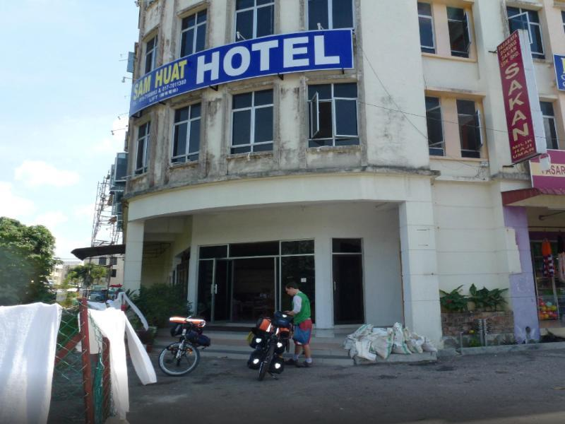 Hotel Sam Huat, Pontian