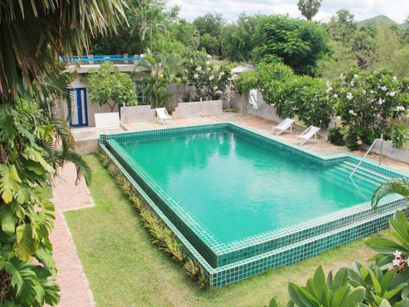 Preeburan The Resort @ Pranburi, Pran Buri