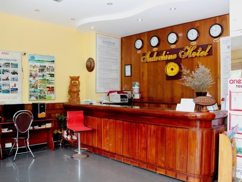Khách Sạn Đông Dương Nha Trang (Indochine Hotel)