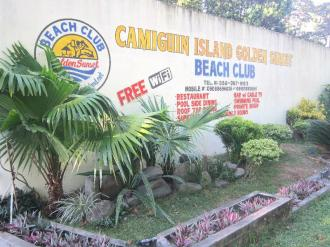 Camiguin Island Golden Sunset Beach Club