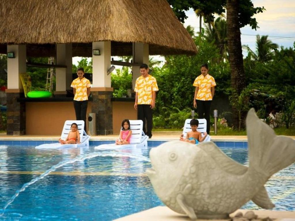 San Antonio Resort Roxas Room Rates