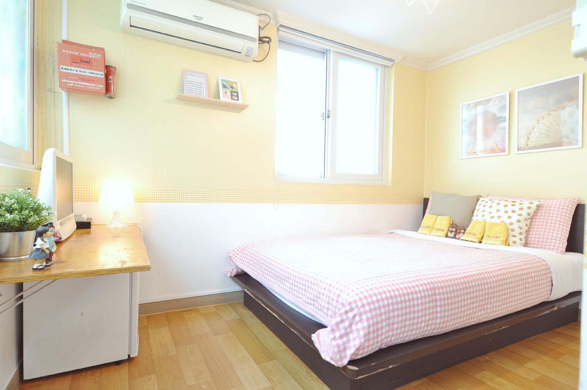 Dalkom Myeongdong Guesthouse,Jongro