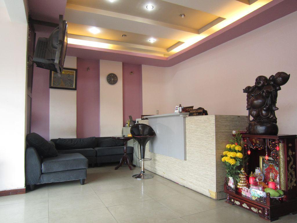 Khách Sạn Cảng Sài Gòn Quận 4