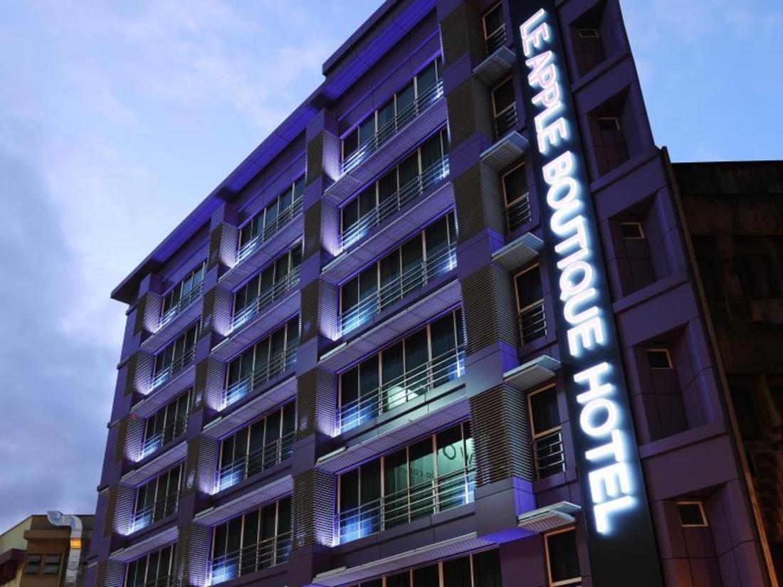Book le apple boutique hotel bukit bintang kuala lumpur for Hotel beautique