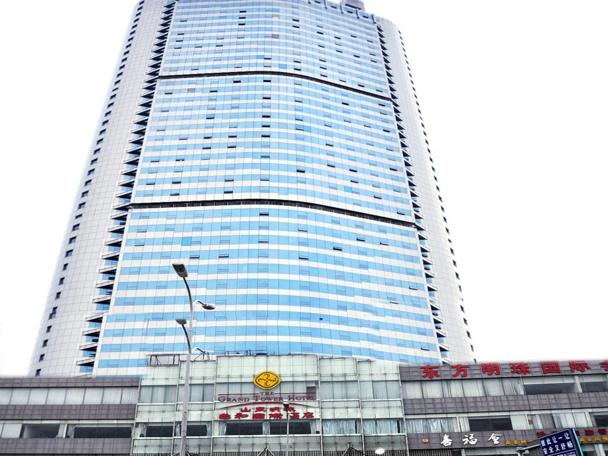 Shandong Grand Tower Hotel, Jinan