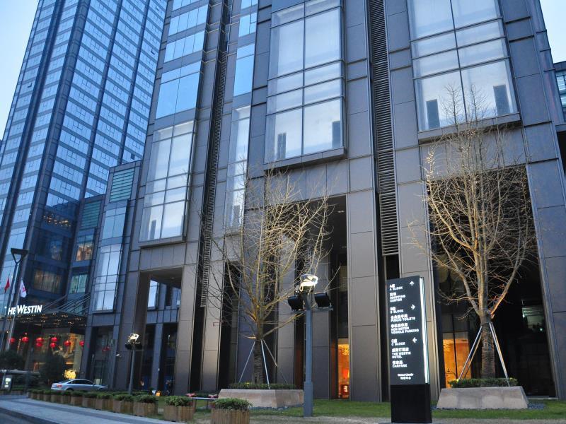 YOUSU Hotel&Apartment- Tianyi Square Yinyi Global Center Apartment Ningbo