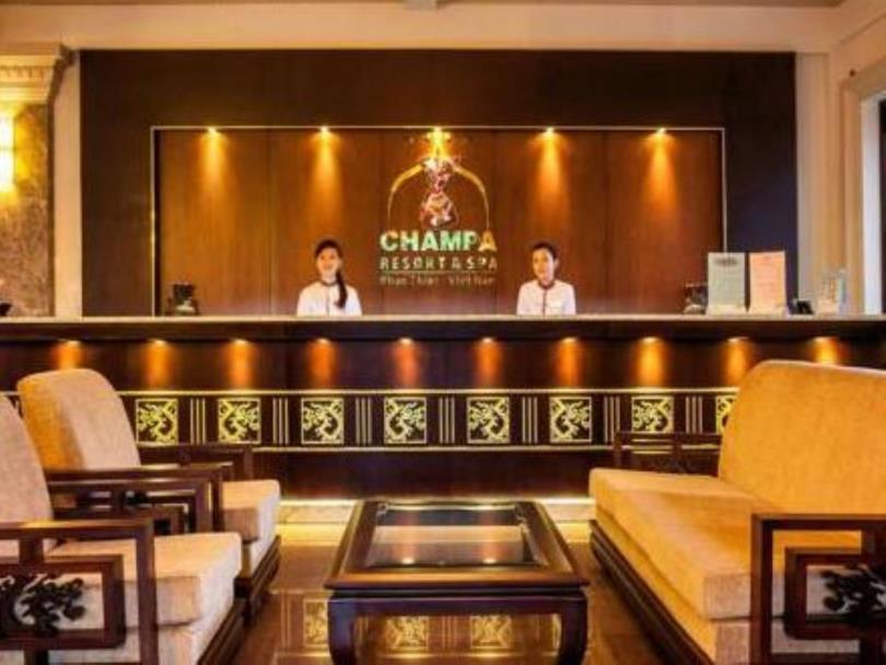 Khách Sạn Champa Phan Thiết