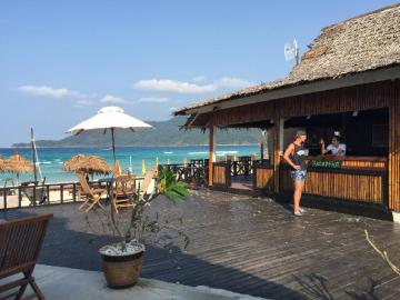Perhentian luxury resort
