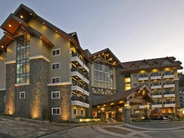 Best Hotels in Baguio : Azalea Residences Baguio