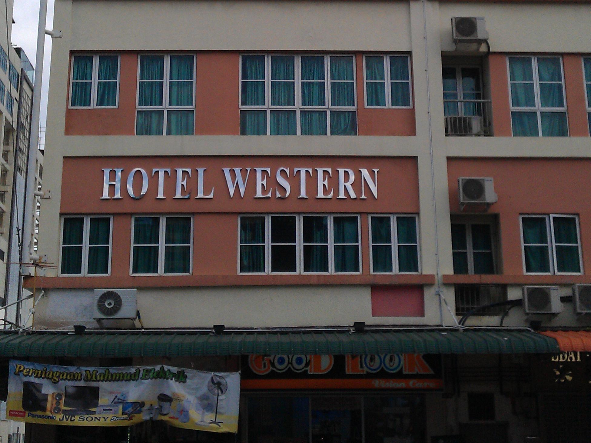 Hotel Western, Sandakan