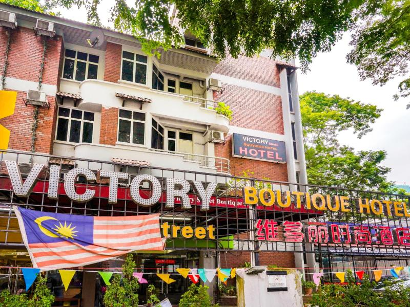 OYO 555 Victory Street Boutique Hotel