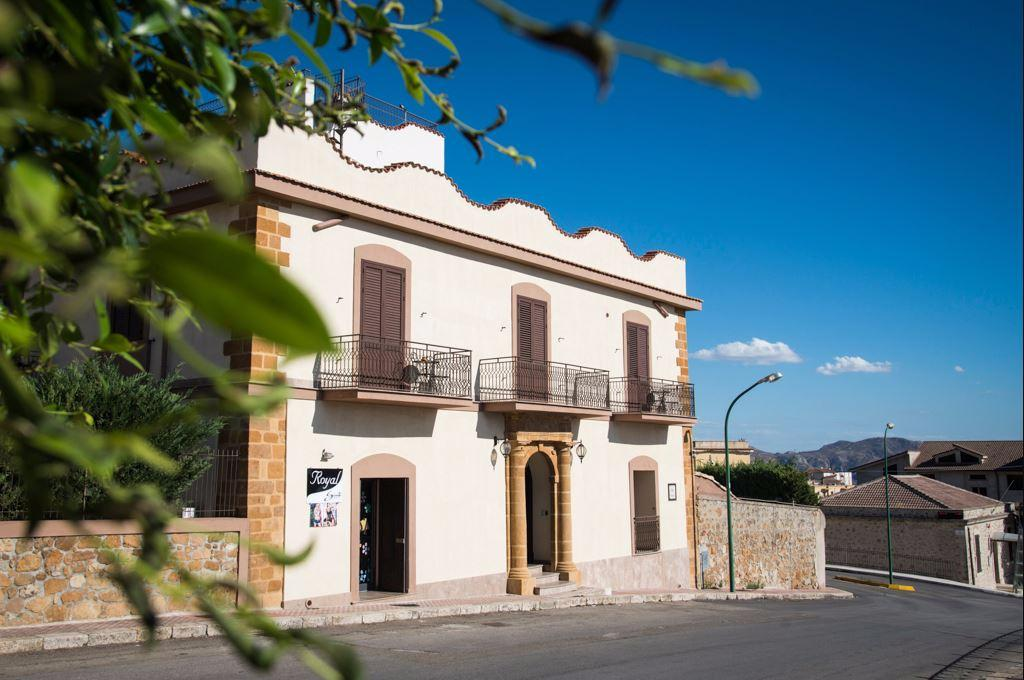Villa Platani, Agrigento