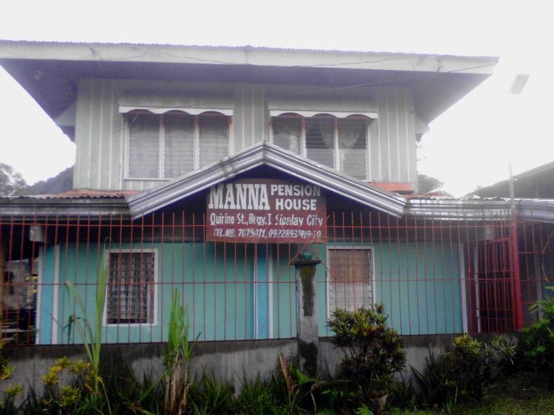 Manna Pension House - Sipalay, Sipalay City