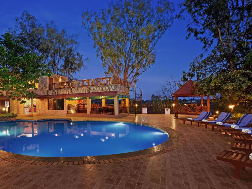 Best Price On The Fern Gir Forest Resort In Sasan Gir