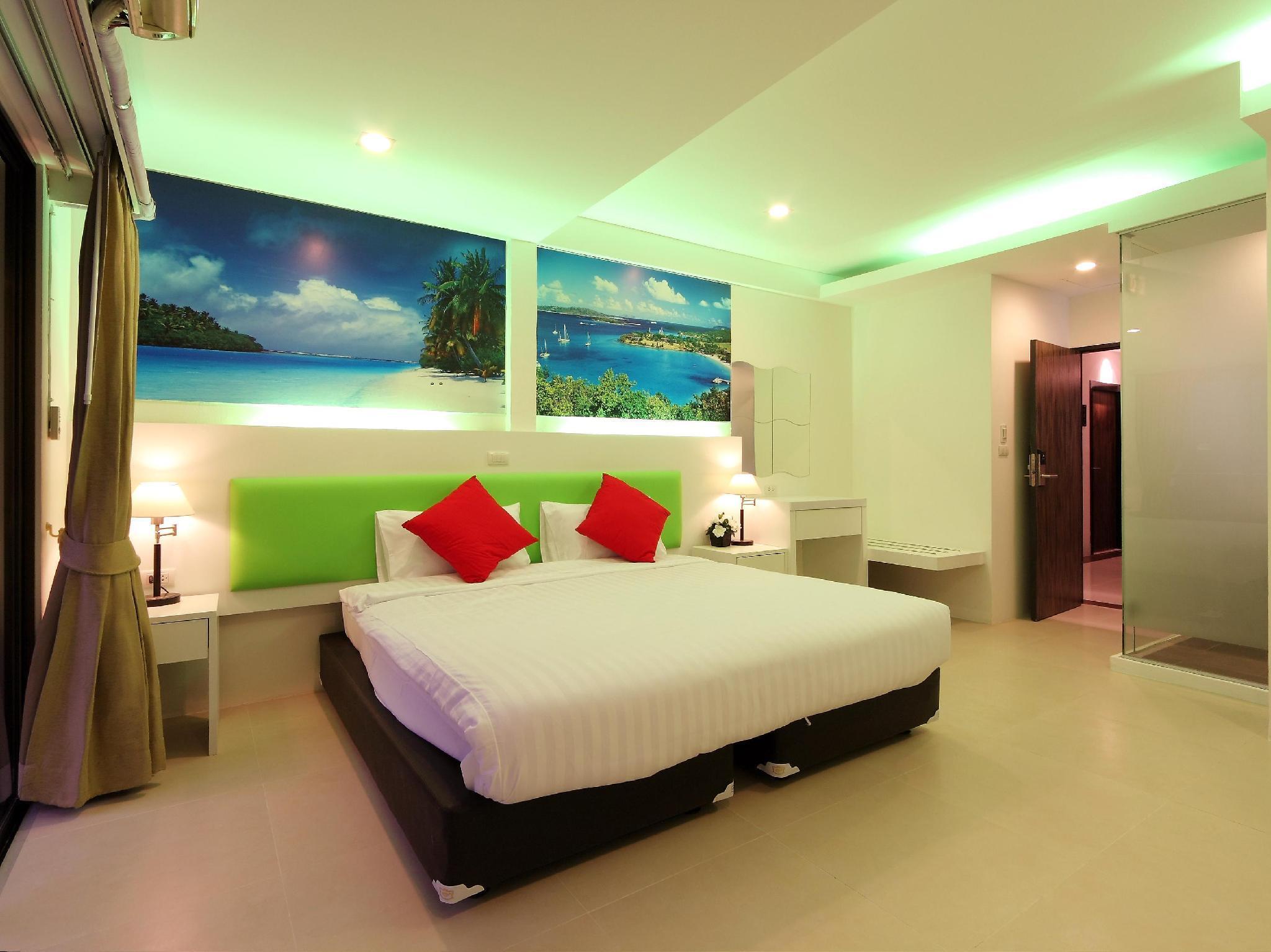 Armoni Patong Beach Hotel, Pulau Phuket