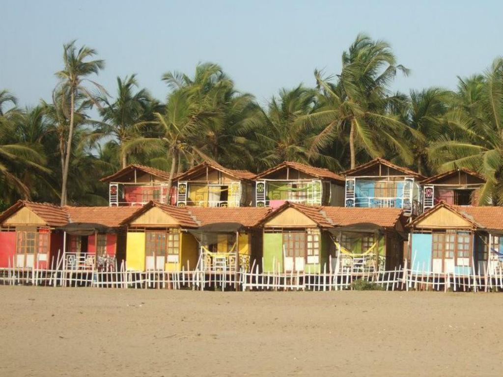 Romance Beach Huts Agonda Goa