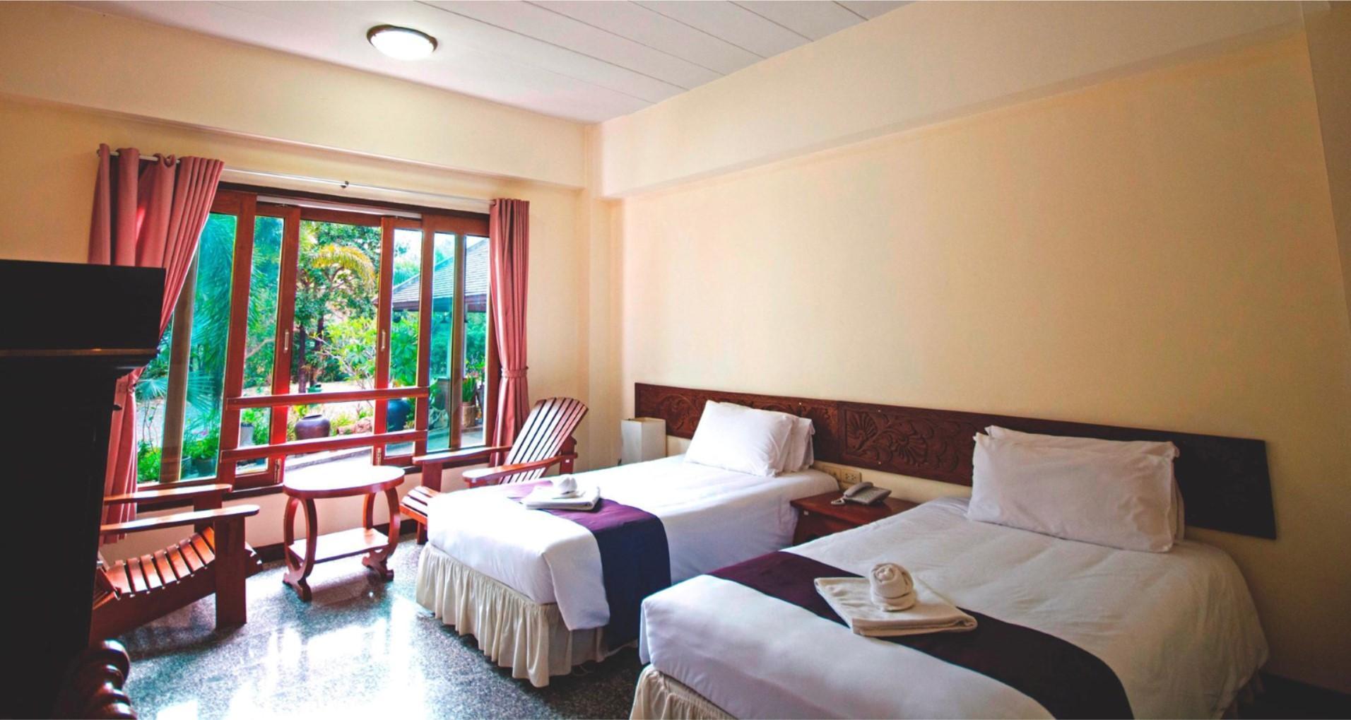 Tak Andaman Resort & Hotel (Tak), Muang Tak